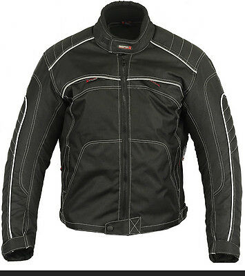 Airflow Motorbike Motorcycle Jacket with Protective armour