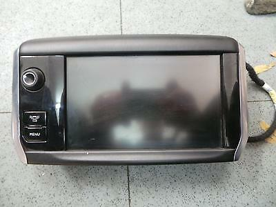 Peugeot 208 Radio/cd/dvd/sat/tv A9 10/12 - 12 13 14 15 16
