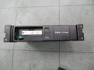 Bmw 3 Series Radio/cd/dvd/sat/tv Cd Stacker In Boot, E46, 09/98-07/06 98 99 00 0