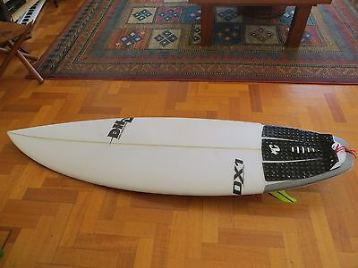 Surfboard DHD DX1....Almost new!!