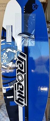 wakeskate  43 inch velocity quality board  and bag
