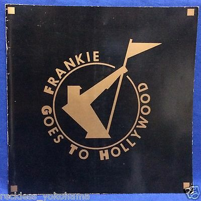 Frankie Goes To Hollywood Japan Tour 1985 Concert Program Book Programme FGTH