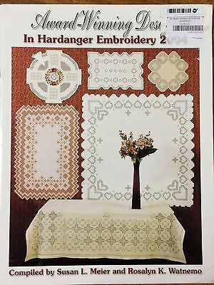 Award-Winning Designs in Hardanger 2004 (#0238) by Susan L. Meier & Rosalyn K. W