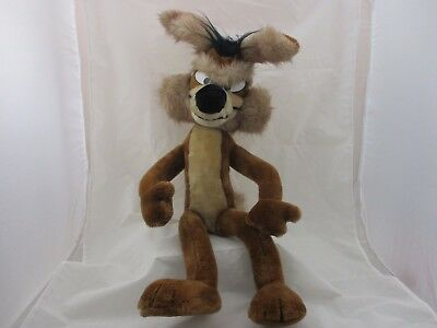 1971 Looney Tunes Wile E Coyote 32 Inches Plush Animal Stuffed Toy