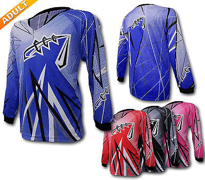 ADULT MX JERSEY *High Performance*– Motocross/Dirt Bike Gear/DH/BMX/Quad/MotoX