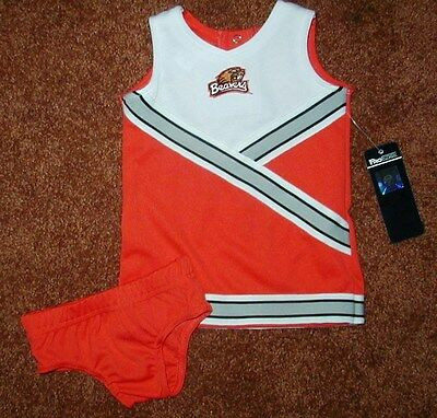 Osu Cheerleading Outfit, Size 12M, New With Tags!  Free Shipping!
