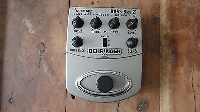 used Behringer BDI21 MINT condition