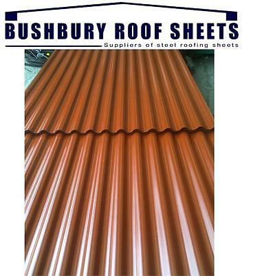 corrugated steel roofing sheets / roof sheets