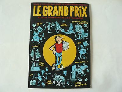 Rare Para Bd- Margerin Franck - Jeu - Relief - Pop Up - Grand Prix D'angouleme