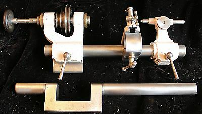 BTM 8mm Watchmakers Lathe with