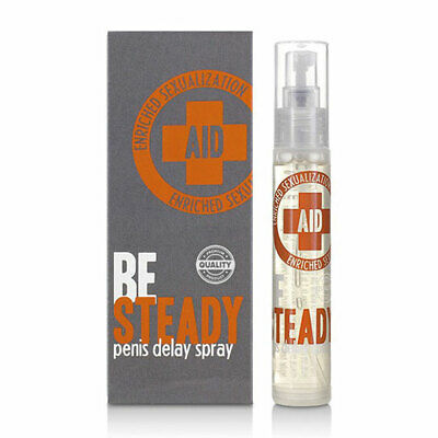 Ritardante per Uomo Aid Be Steady Penis Delay - Velv'Or Steady Penis Delay Spray