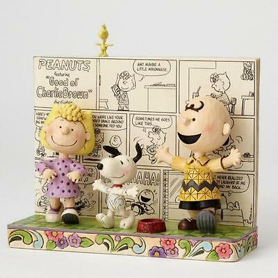 Jim Shore  serie Charlie Brown e Peanuts Fumetto