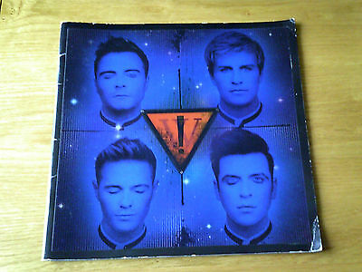 Westlife Where We Are Tour Programme 2010