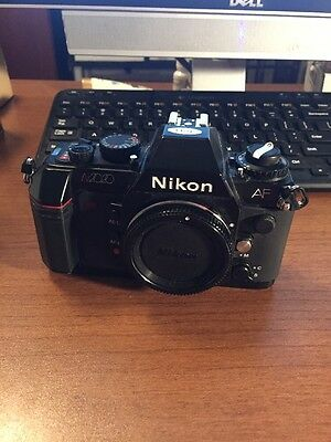 Nikon N2020 35mm SLR Film Camera Body Only
