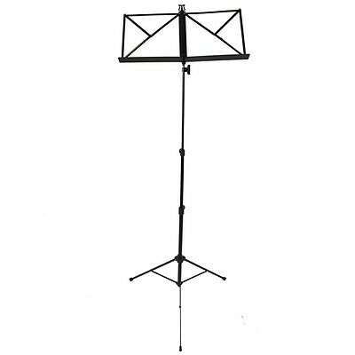 Rocket Collapsible Music Stand - Black