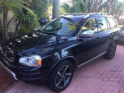 2013 Volvo XC90 R-Design Premium Package 2013 Volvo XC90 R-Design w/New Tires and Brakes in great condition - motivated