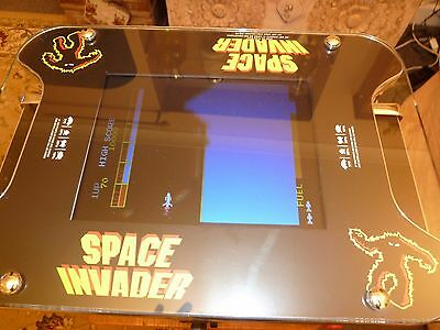 Rare Retro Table Top Space Invaders game, with many more games.