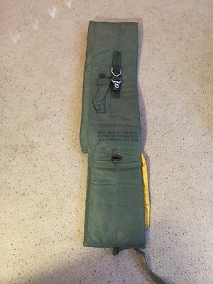 """US Military Issue Airborne Paratroopers Rifle Weapons Jump Case 2009 50"""" NICE!!!"""