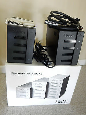 Medea VideoRaid VR 4/240RT SCSI 240GB VIDEO RAID DISK ARRAY