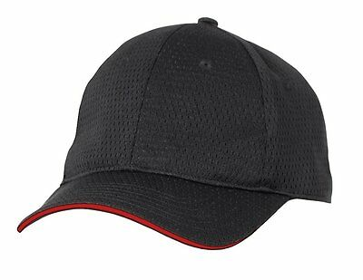 Chef Works Cool Vent Baseball Cap with Color Trim BCCT