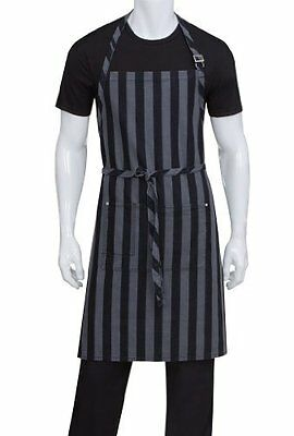 Chef Works Chesapeake Bib Apron AB033