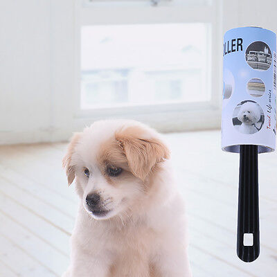 Hot Roll Lint Remover Roller Sticky Brush Dust Fluff Fabric Pet Dog Hair Clothes