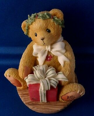 1998 ENESCO CHERISHED TEDDIES FIGURINE Margy Avon Exclusive 475602 FREE SHIPPING