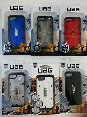 URBAN ARMOR GEAR UAG Case for Apple iPhone 5/5S/SE in Retail Packaging