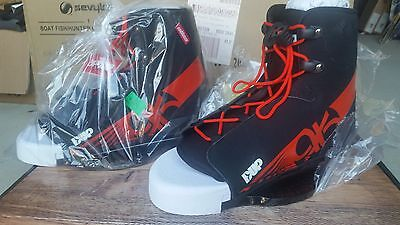wakeboard bindings alias DU   binding size  10-13