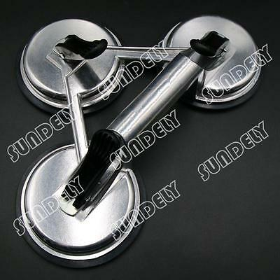 150kg 3 Suction Cup Dent Remover Sucker For Aluminum Puller Car Glass Lifter AU