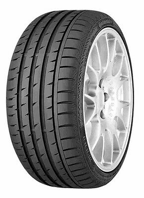 255 35 R 18 94Y XL Continental Sport Contact 3 MO x1 NEW TYRE 2553518