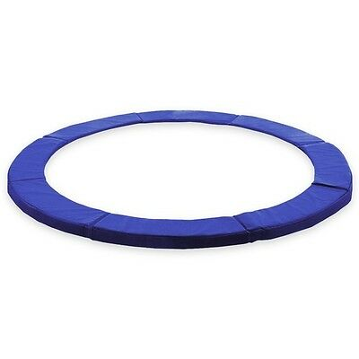 Kanga Universal PE Replacement 6ft Trampoline Spring Cover Safety Padding Blue