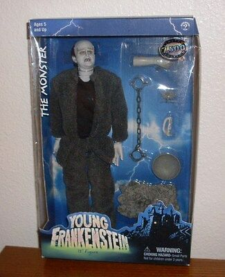 """Young Frankenstein 12"""" The Monster Figure Sideshow 2001 Limited Edition"""