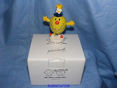 John Beswick Mr Men & Little Miss - Mr Funny - Brand New Boxed JBMM2 - 2011