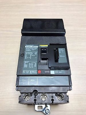 HJA36020 Square D / Schneider Electric Molded Case Circuit Breakers W/YP