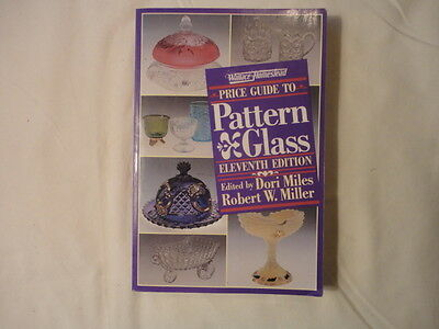 Vintage Pattern Glass Collectibles  Price Guide  Softcover   1986