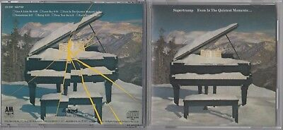 Supertramp - Even in the Quietest Moments...  (CD, A&M (USA)) CD 3297