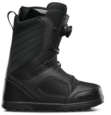 Thirtytwo Stw Boa Black Mens 2017 Snowboard Boots Free Delivery Australia
