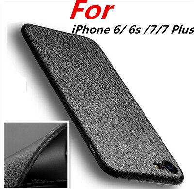 Luxury Ultra-thin Slim Silicone Soft TPU Case Cover Skin For iPhone 6 7 8 Plus