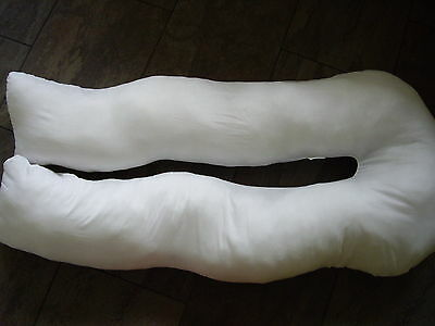 9 Ft Maternity Pregnancy Body & Baby Support Bolster Pillow Support
