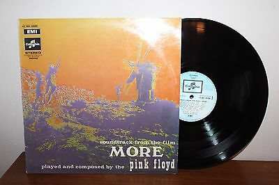Disque Vinyle 33T Pink Floyd Soundtrack From The Film More 064-04096