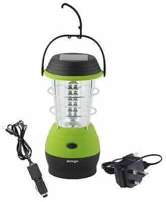Pair of (2) Vango Galaxy Eco Rechargeable 60 Lantern, Herbal, New (RC/P07AM)