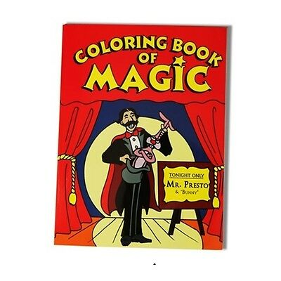 MM Magic Colouring Book - Easy Kids Magic Trick - Appearing Picture Magic Trick