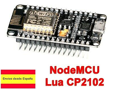 NodeMcu Lua ESP8266 ESP12E CP2102 WiFi Wireless Development Board NEW VER W014