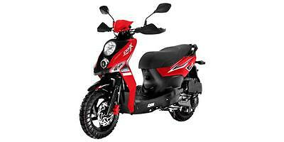 Sym Crox  125cc Scooter New From Stock