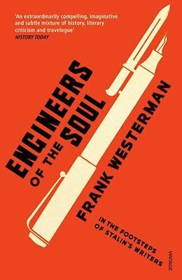 Engineers of the Soul by Frank Westerman Paperback Book New
