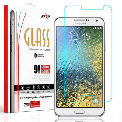 For Samsung Galaxy J7 2015 - ZIZO Shield Tempered Glass Screen Protector
