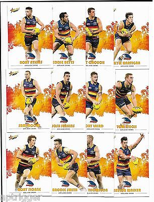 2017 Select Footy Stars ADELAIDE Team Set