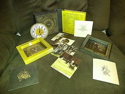 -LOW NUMBER LIMITED EDITION- Panic at the Disco Vices and Virtues Box Set