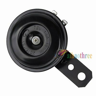 105dB Electric Horn With Bracket Replacement For Motorcycle Electric Bike【AU】
